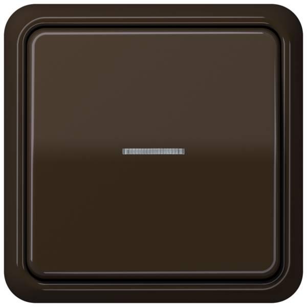 JUNG_CD500_brown_switch-lense
