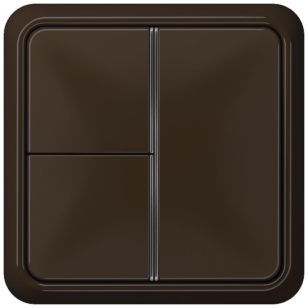 JUNG_CD500_brown_3button