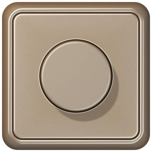 JUNG_CD500_gold-bronze_dimmer