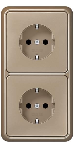JUNG_CD500_gold-bronze_socket-socket