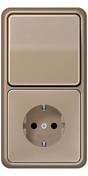 JUNG_CD500_gold-bronze_switch-socket