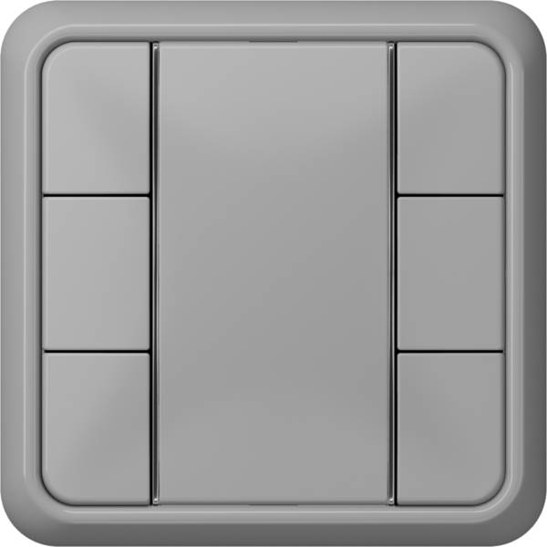 JUNG_CD500_grey_coloured_F50_3-gang