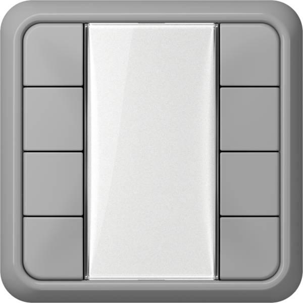 JUNG_CD500_grey_transparent_F50_4-gang