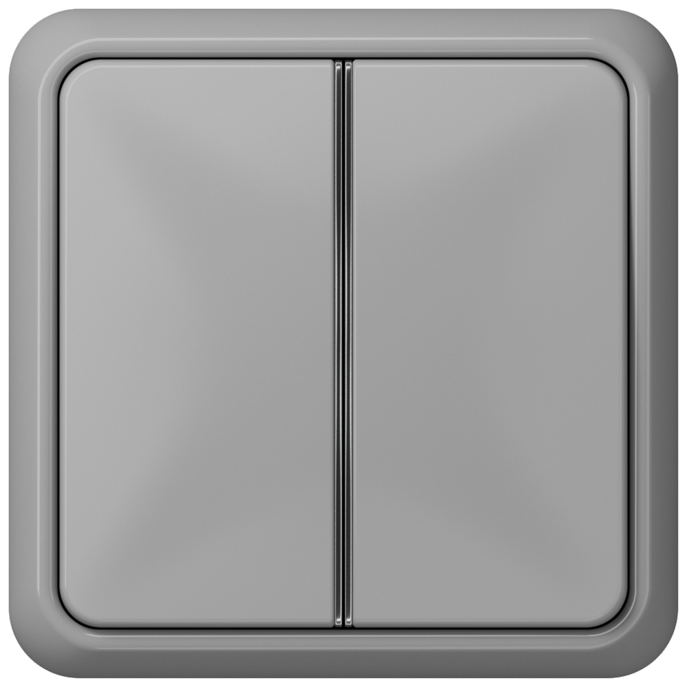 JUNG_CD500_grey_2button