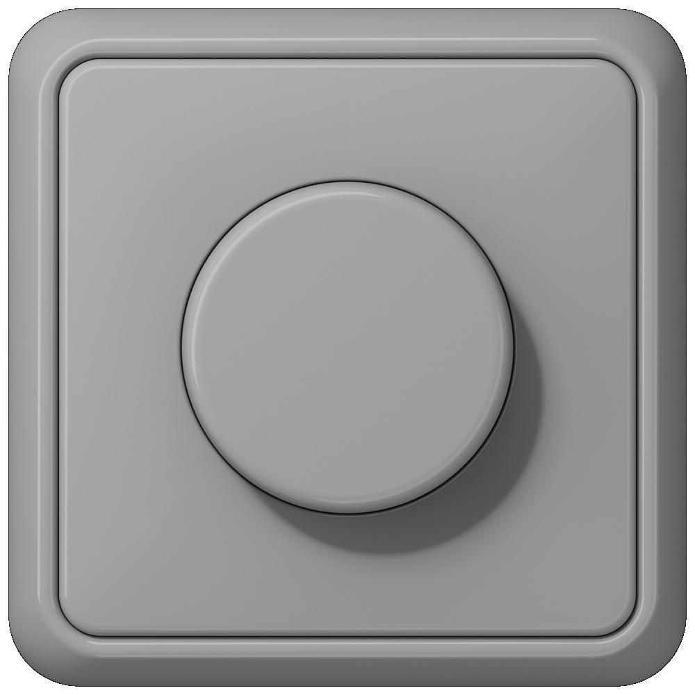 JUNG_CD500_grey_dimmer