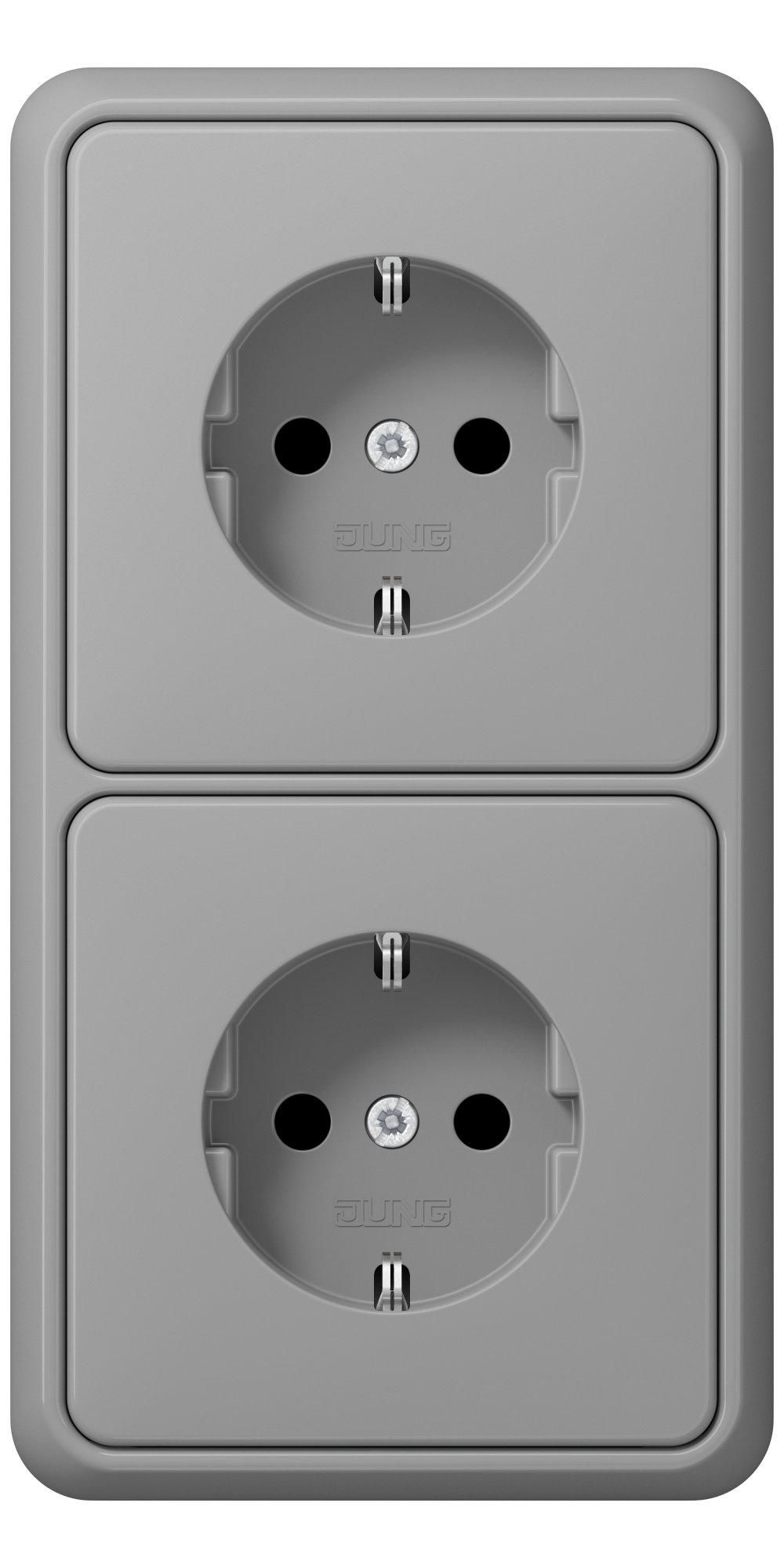 JUNG_CD500_grey_socket-socket
