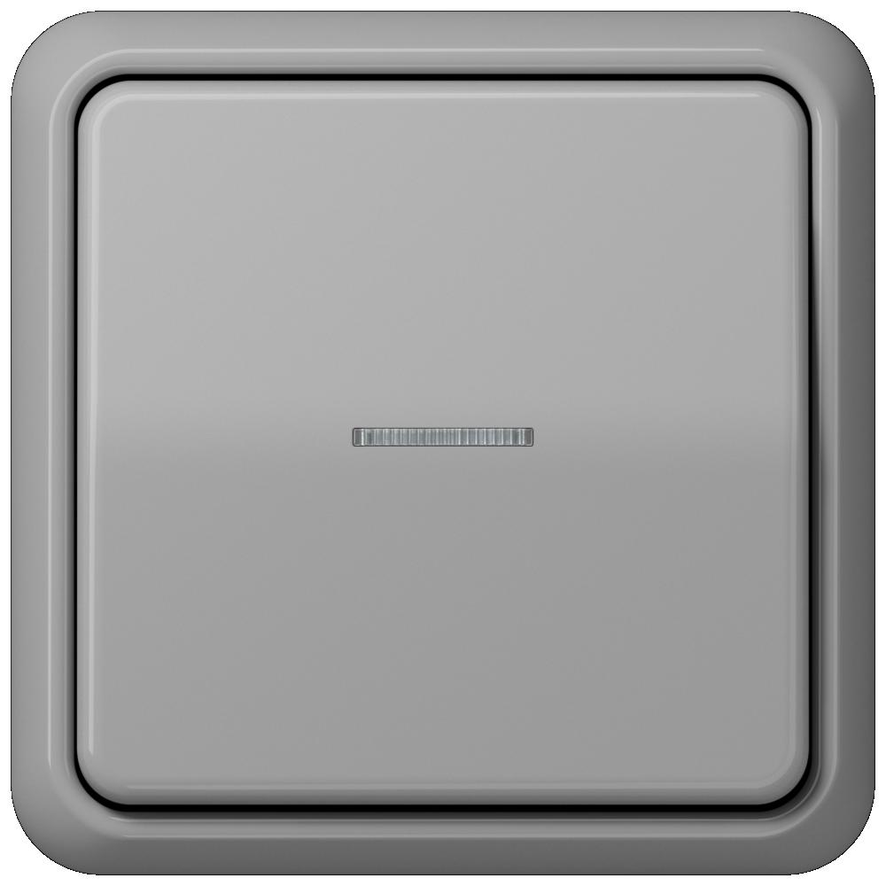 JUNG_CD500_grey_switch-lense