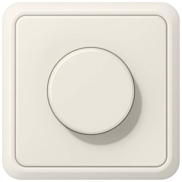 JUNG_CD500_ivory_dimmer