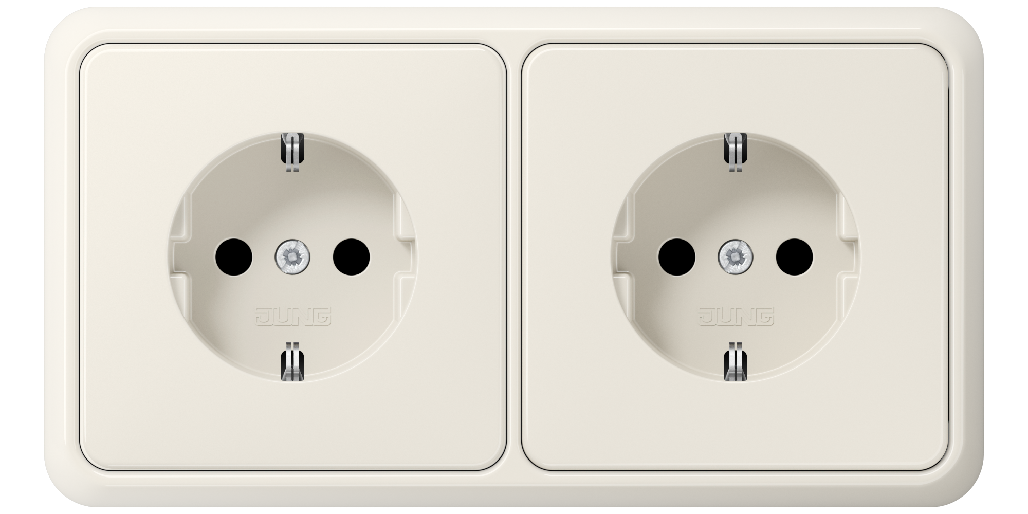 JUNG_CD500_ivory_socket-socket_H