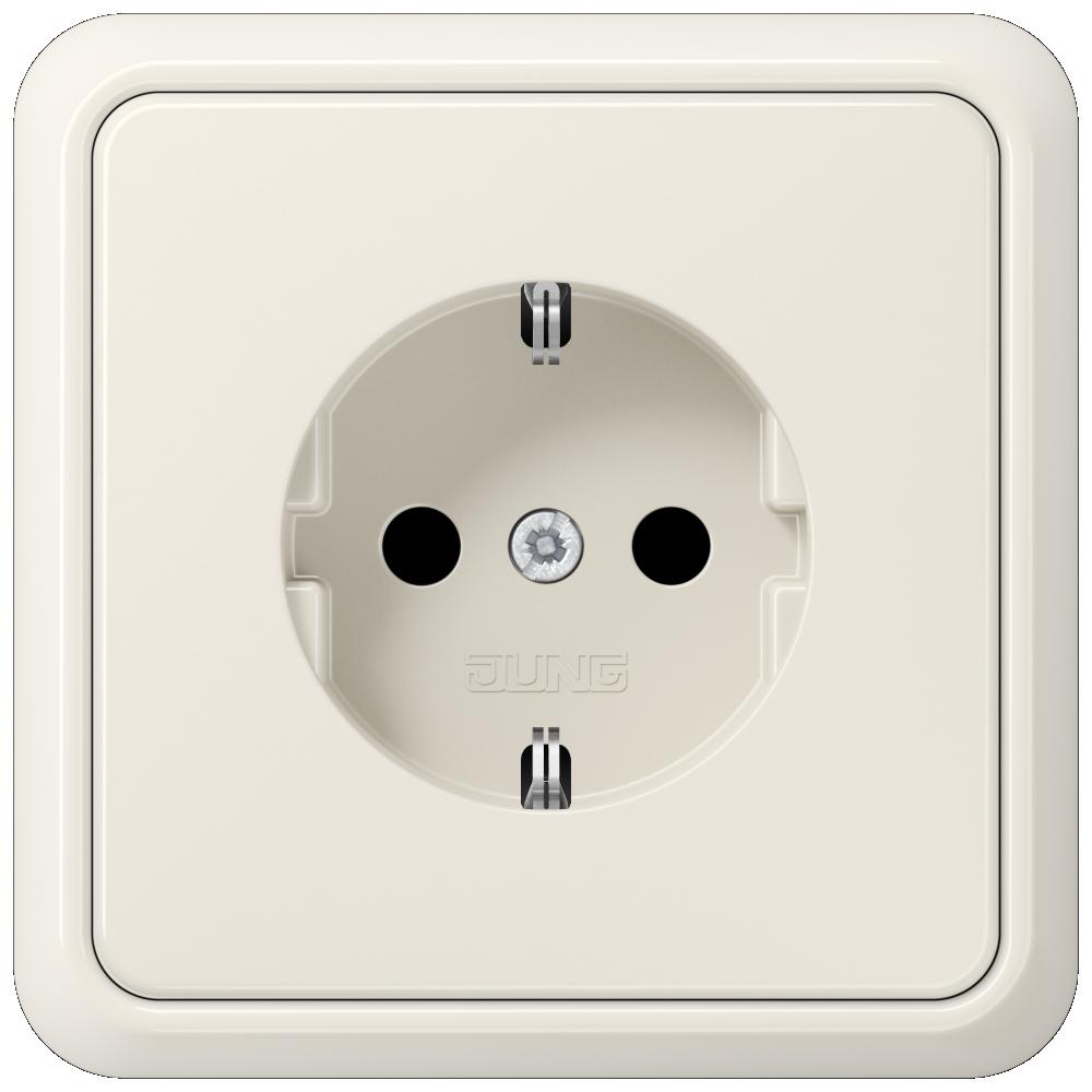 JUNG_CD500_ivory_socket
