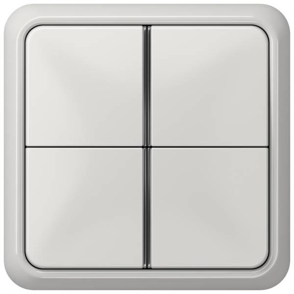 JUNG_CD500_light-grey_4button