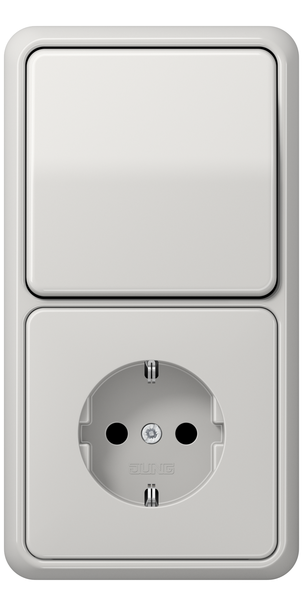 JUNG_CD500_light-grey_switch-socket