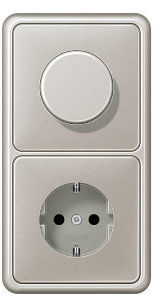 JUNG_CD500_platinum_dimmer-socket