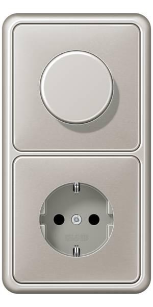 JUNG_CD500_platinum_dimmer-socket