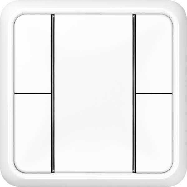JUNG_CD500_white_coloured_F50_2-gang