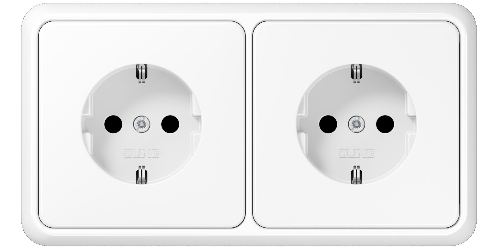 JUNG_CD500_white_socket-socket_H