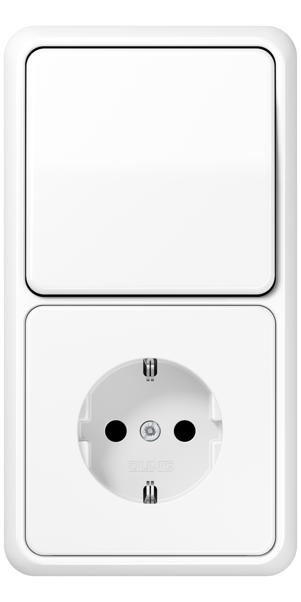 JUNG_CD500_white_switch-socket
