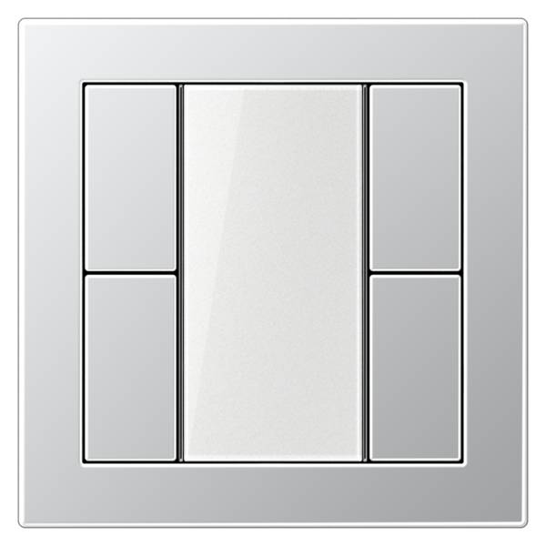 JUNG_LS-design_aluminium_F50_2button