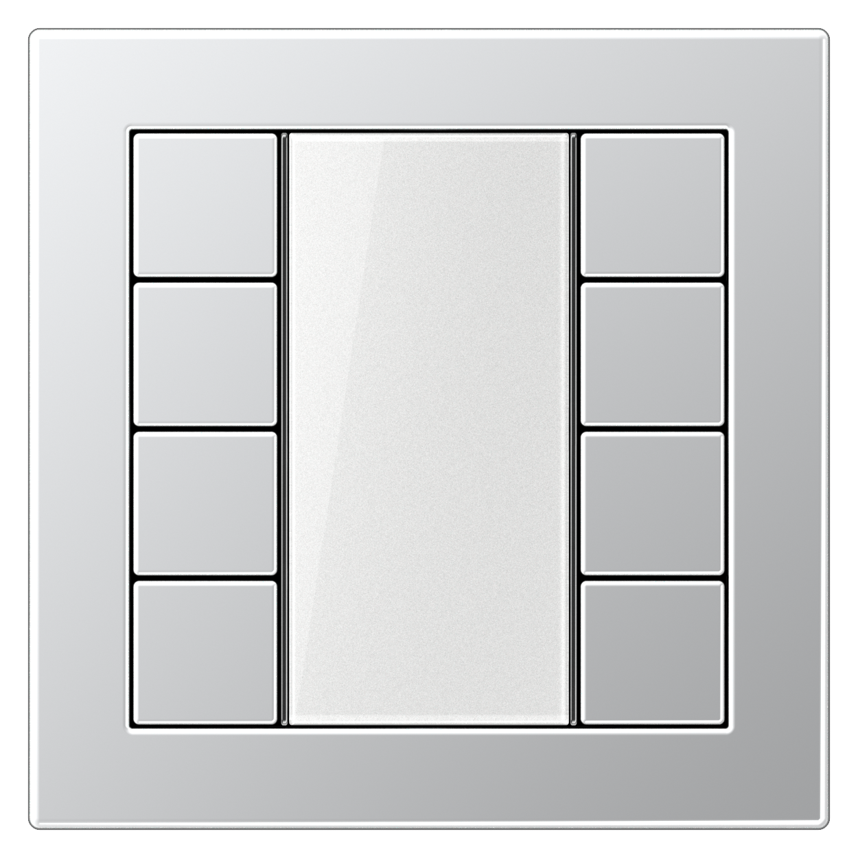 JUNG_LS-design_aluminium_F50_4button