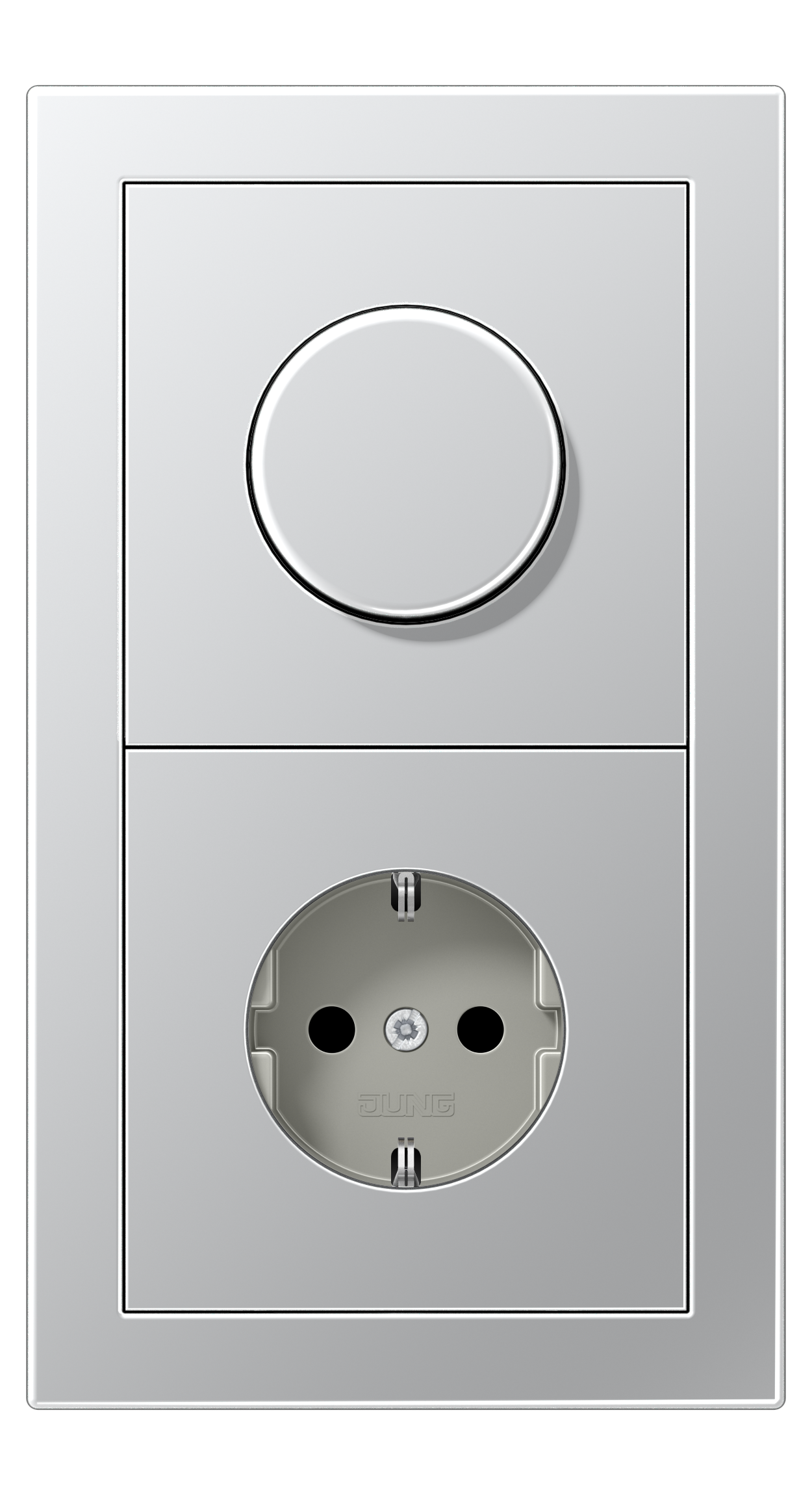 JUNG_LS_Design_aluminium_dimmer-socket