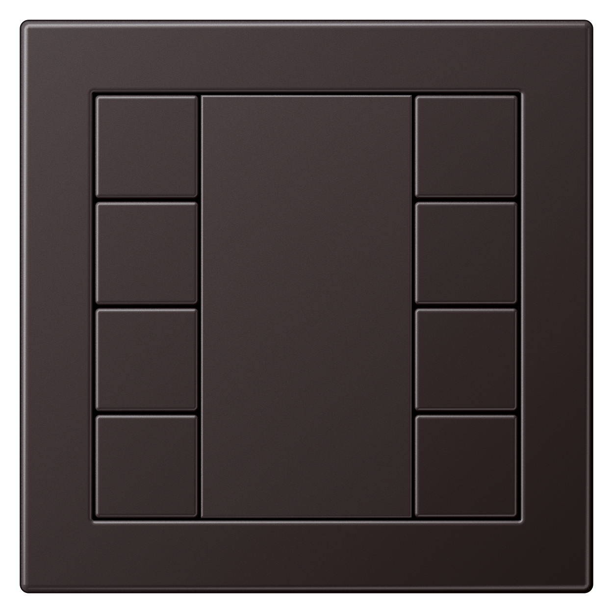 JUNG_LSDesign_aluminium-dark_F50_4button_dc