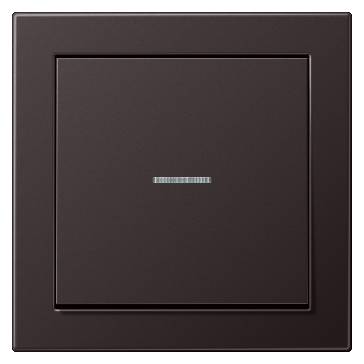 JUNG_LSDesign_aluminium-dark_switch-lense