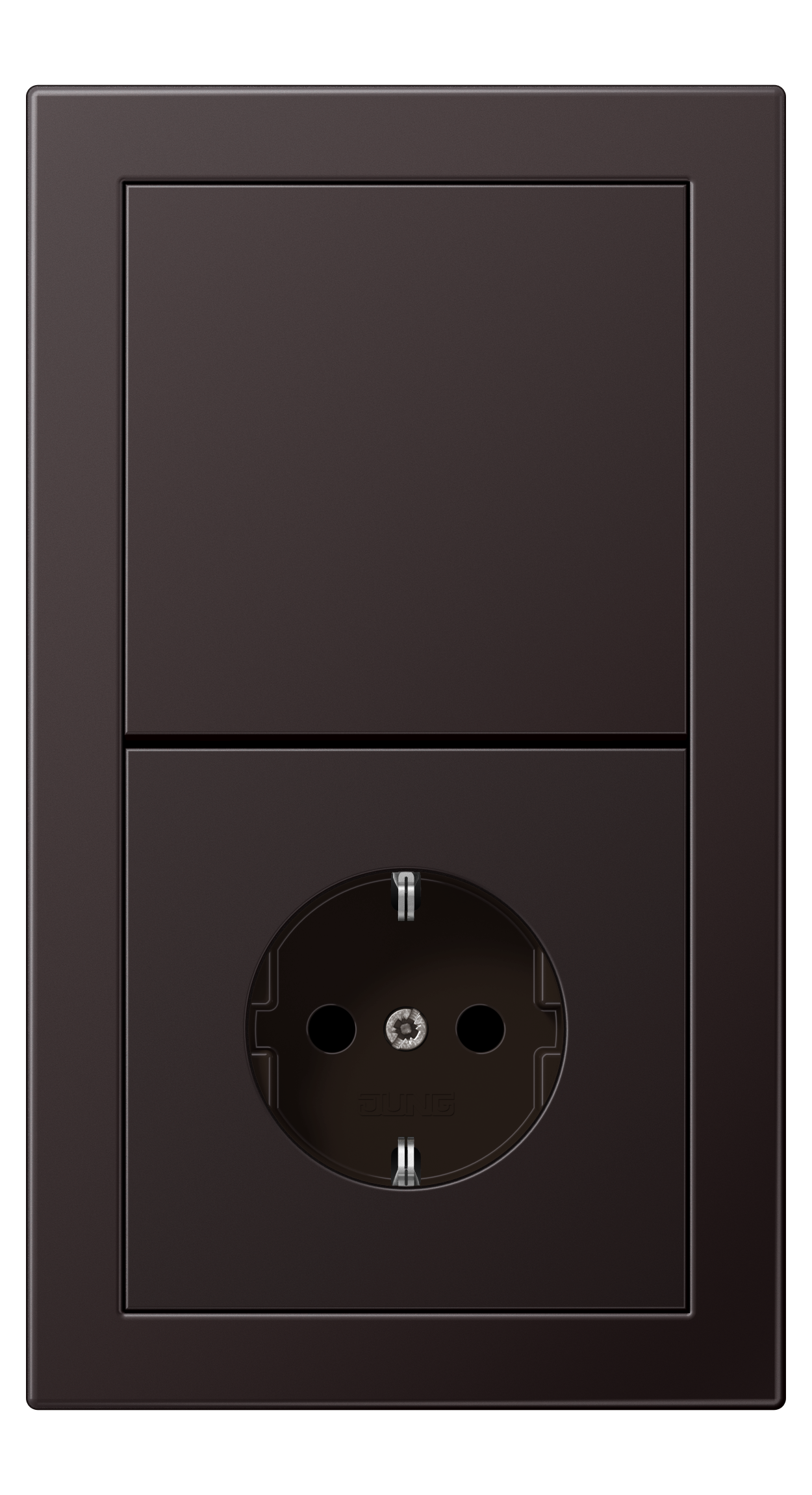 JUNG_LS_Design_aluminium_dark_switch_socket