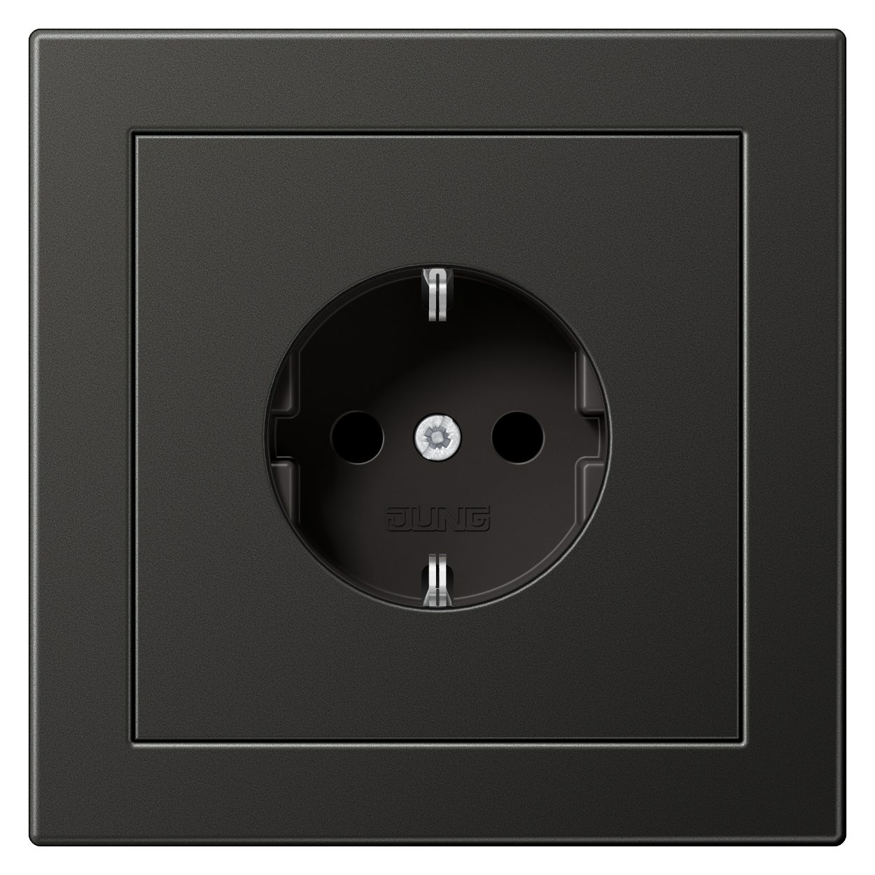 JUNG_LS_Design_anthracite_socket
