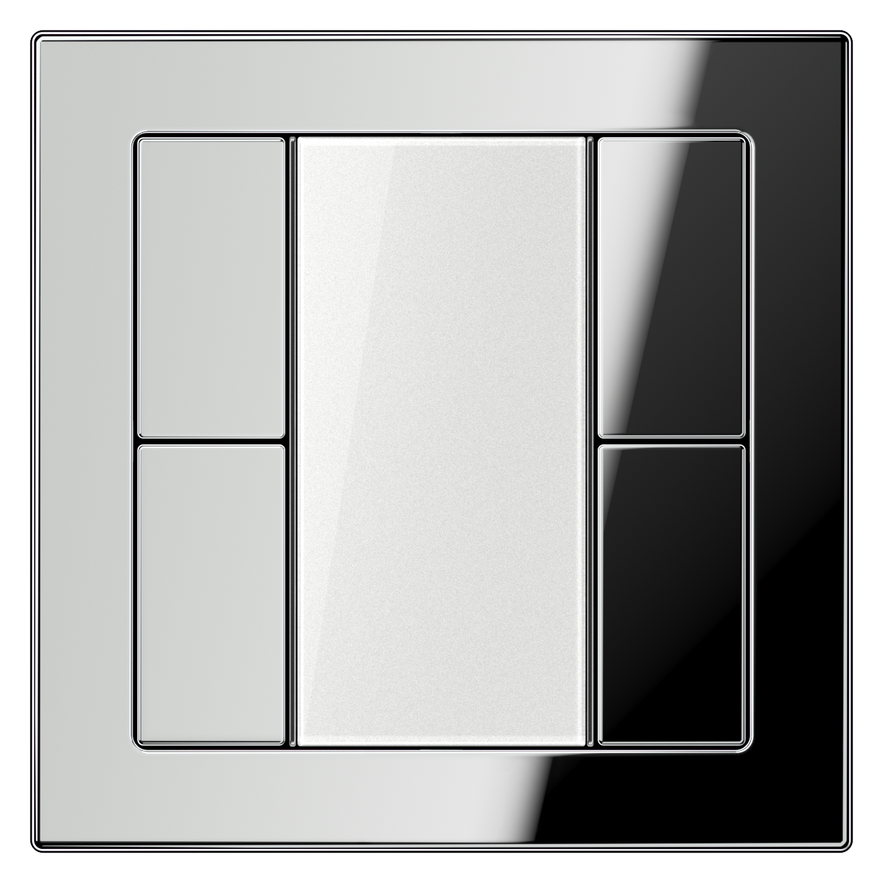 JUNG_LS-design_chrome_F50_2button