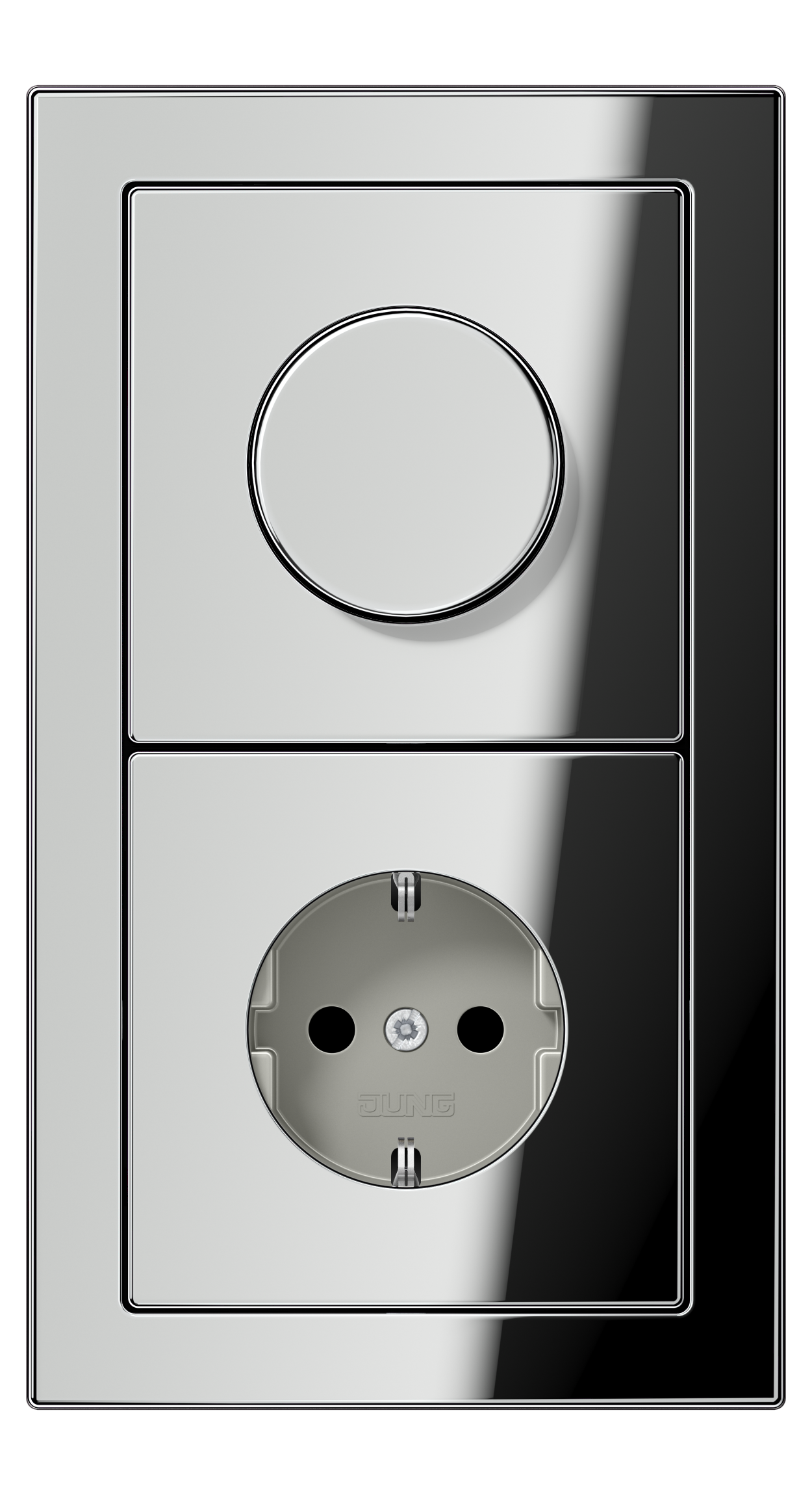 JUNG_LS_Design_chrome_dimmer-socket