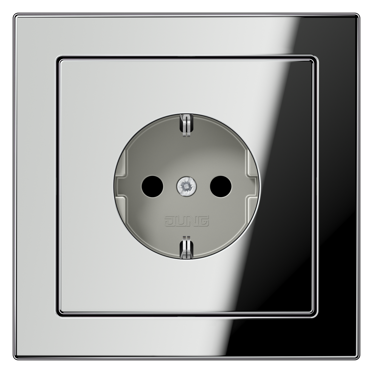 JUNG_LS_Design_chrome_socket