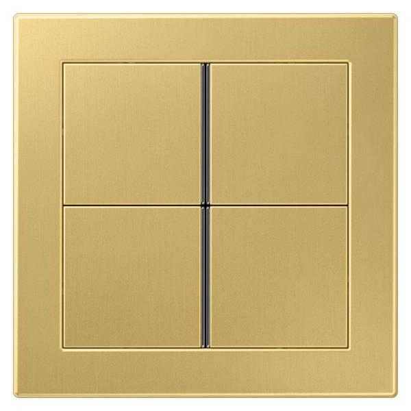 JUNG_LS_Design_classic_brass_4button