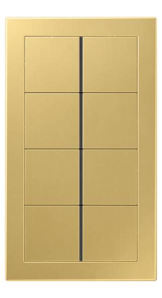 JUNG_LS_Design_classic_brass_8button