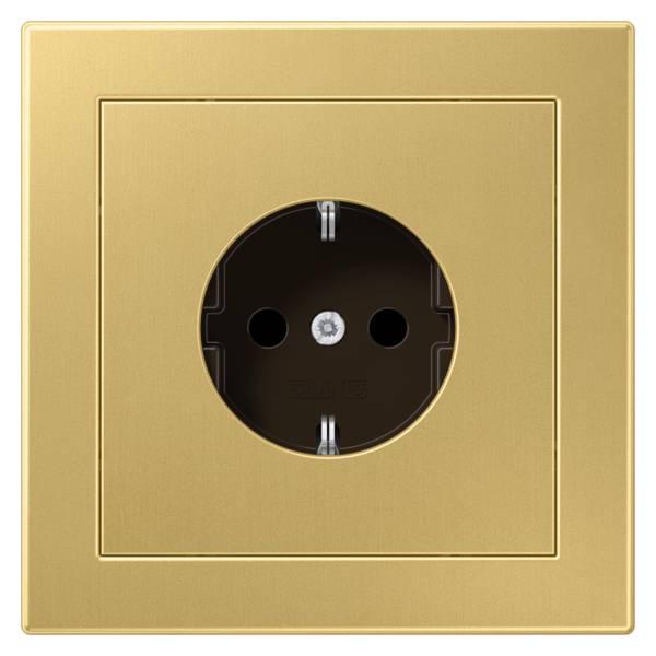 JUNG_LS_Design_classic_brass_socket