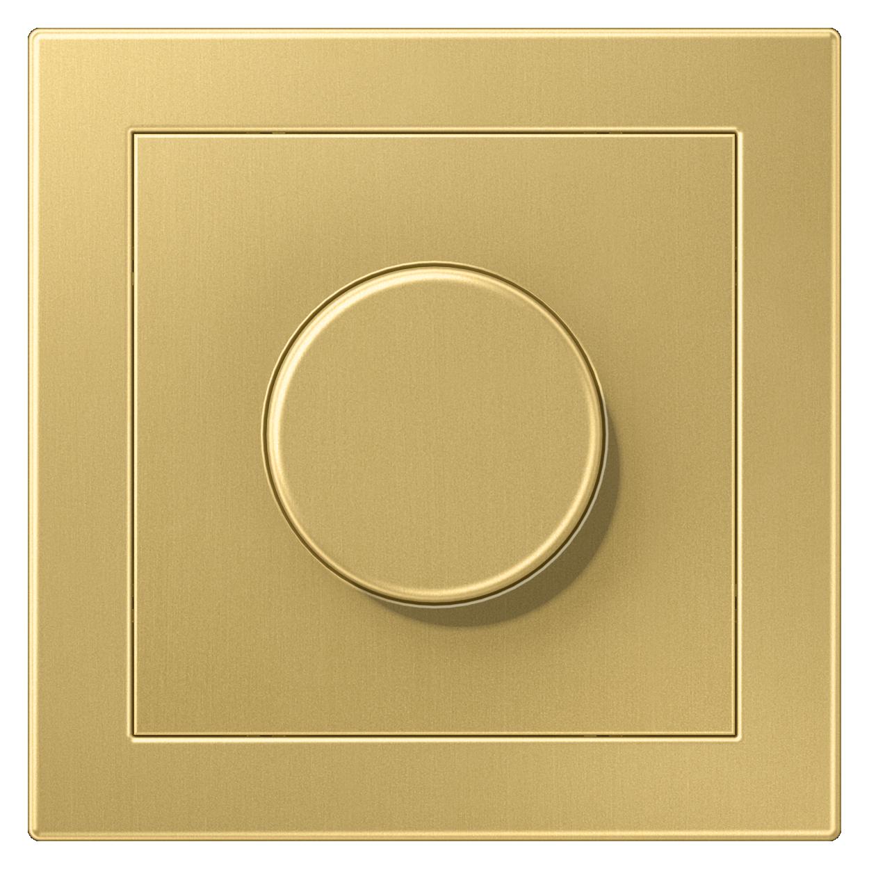 JUNG_LS_Design_classic_brass_dimmer