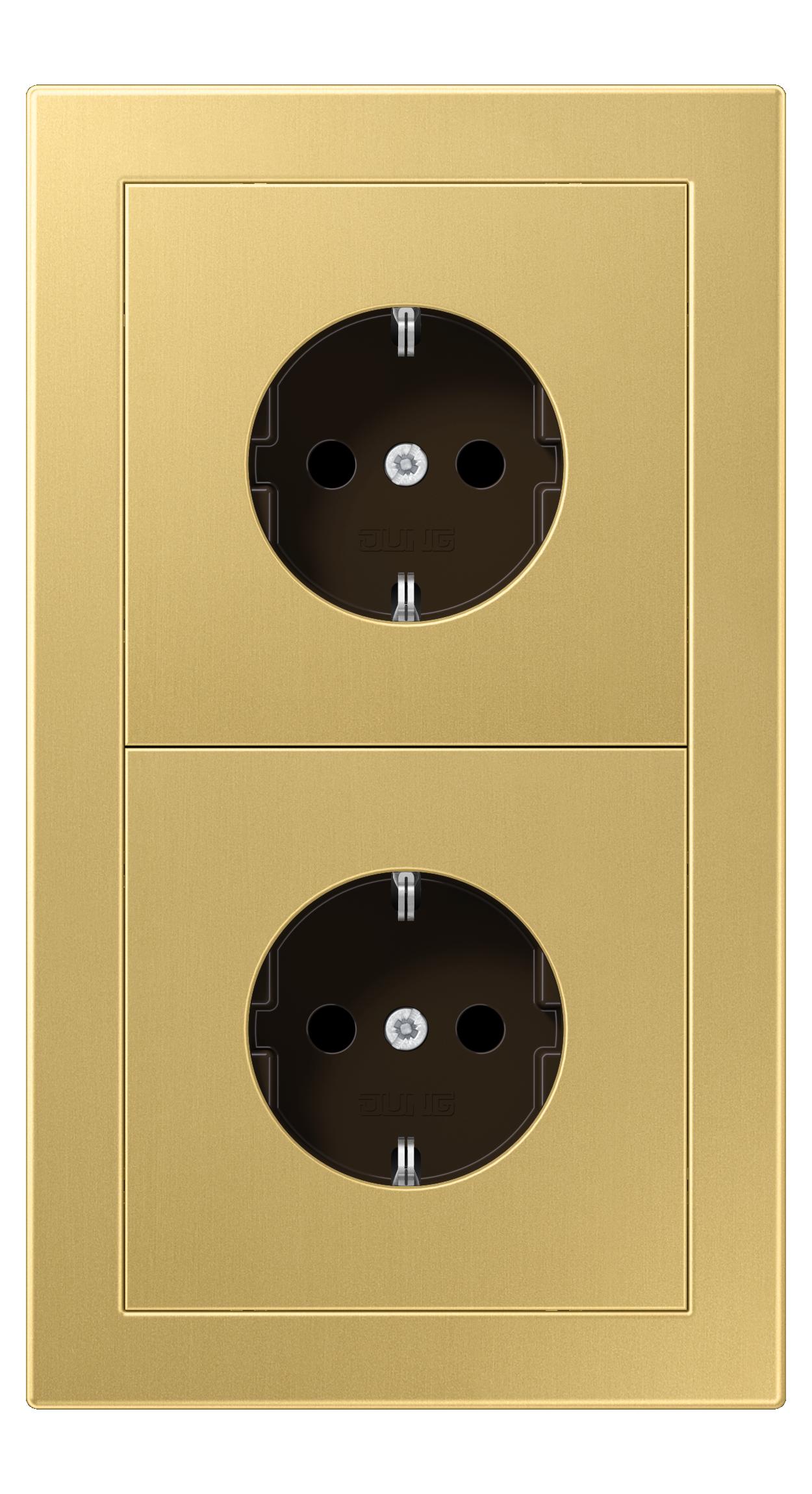 JUNG_LS_Design_classic_brass_socket-socket
