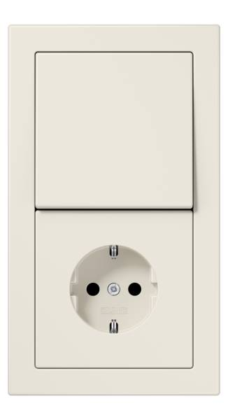 JUNG_LS_Design_ivory_switch_socket