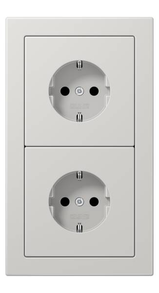 JUNG_LS_Design_light_grey_socket-socket