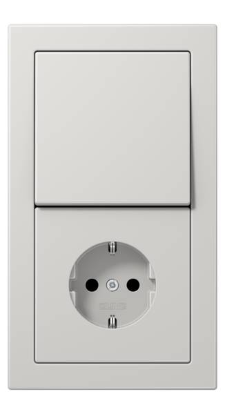 JUNG_LS_Design_light_grey_switch_socket