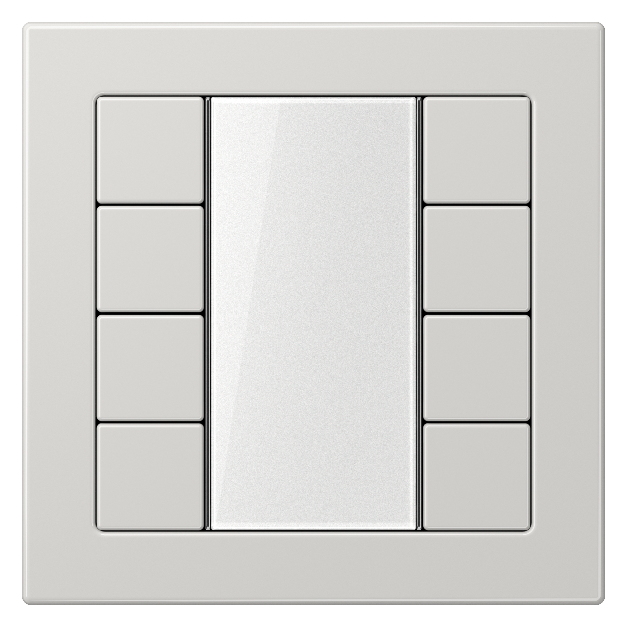 JUNG_LS-design_light-grey_F50_4button