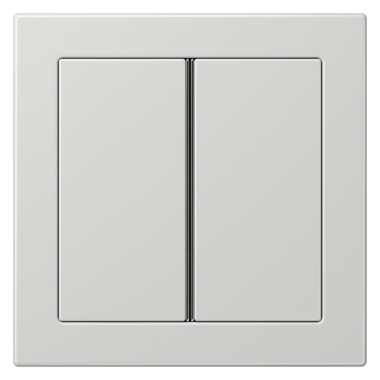 JUNG_LS_Design_light_grey_2button