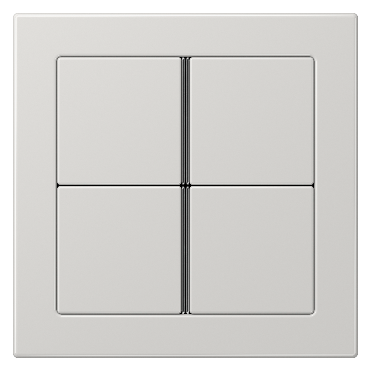 JUNG_LS_Design_light_grey_4button