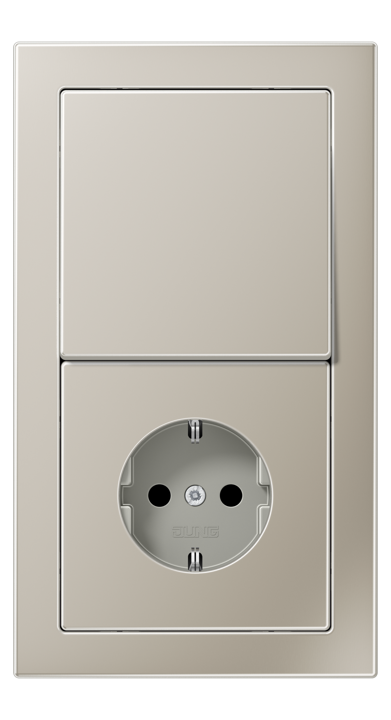 JUNG_LS_Design_stainless_steel_switch-socket