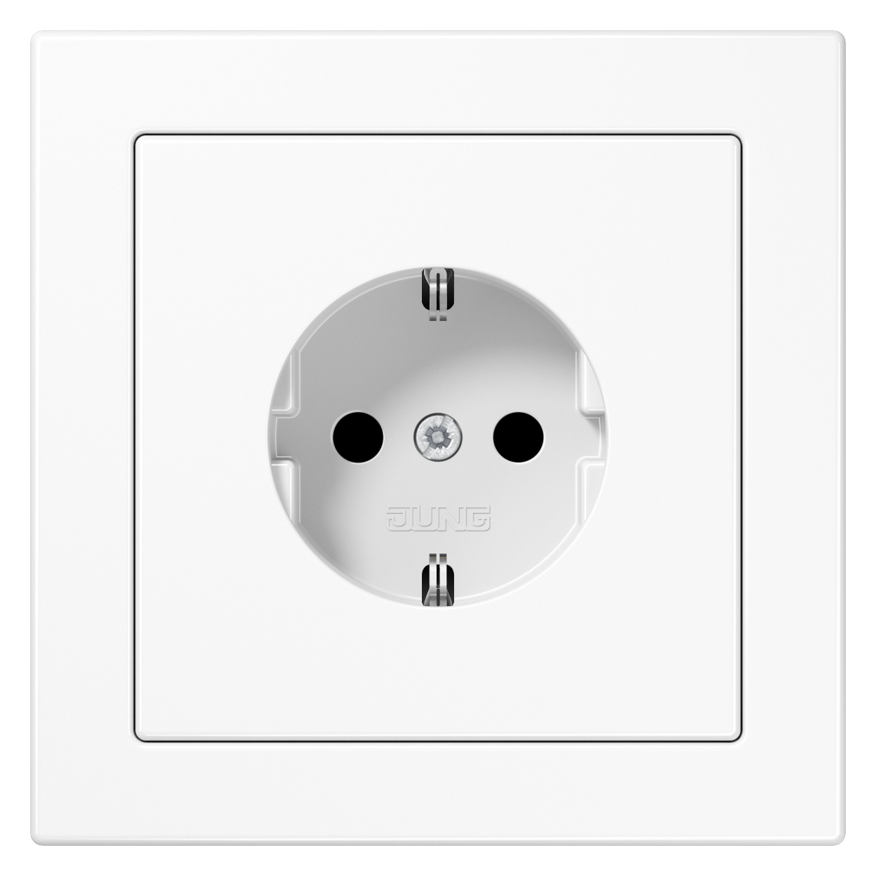 JUNG_LS_Design_white_socket