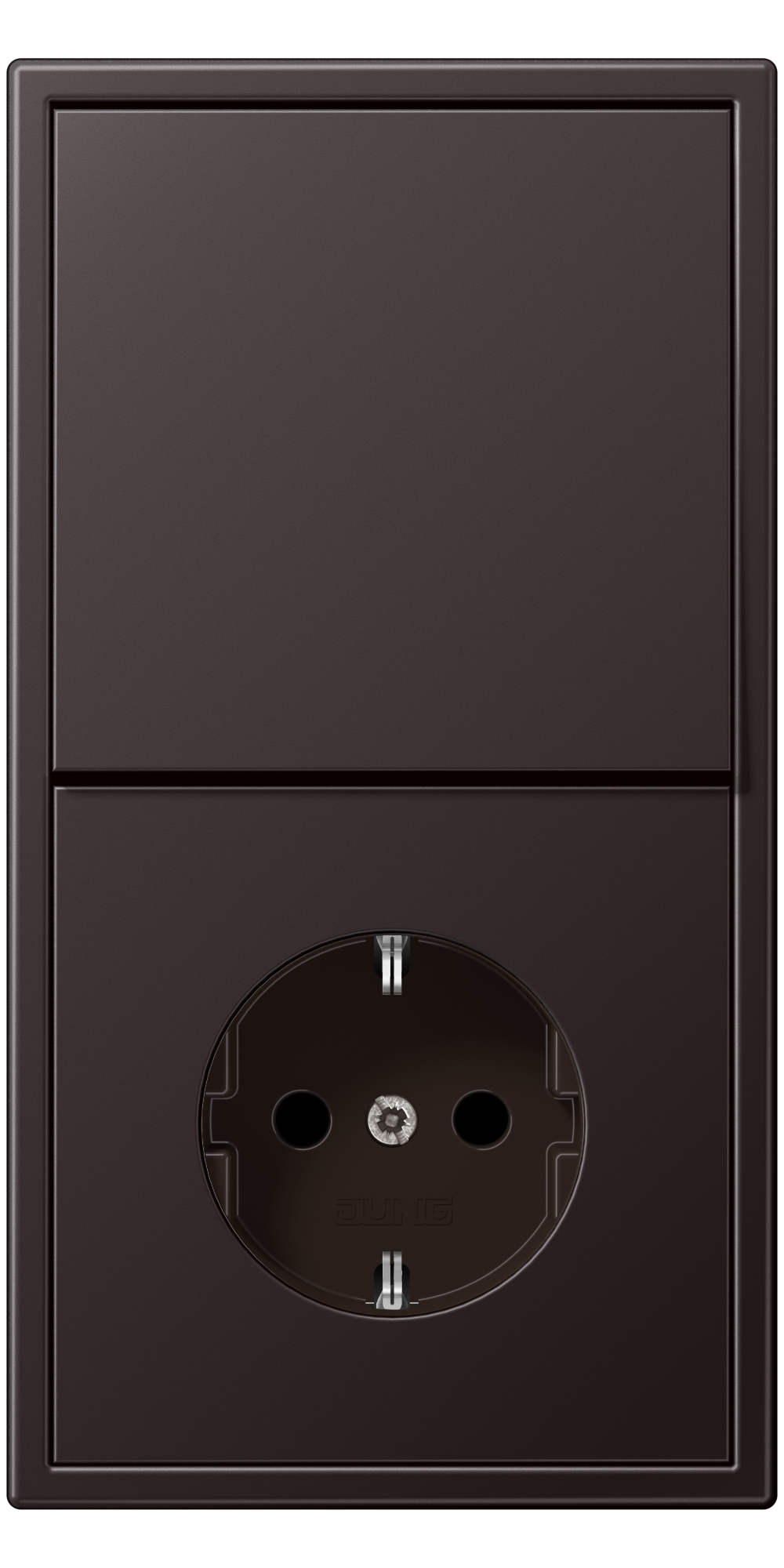 JUNG_LS990_aluminium-dark_switch-socket