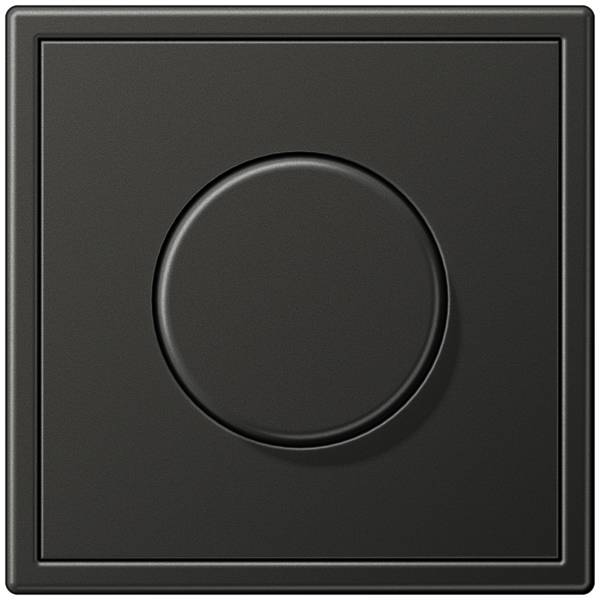 JUNG_LS990_anthracite_dimmer