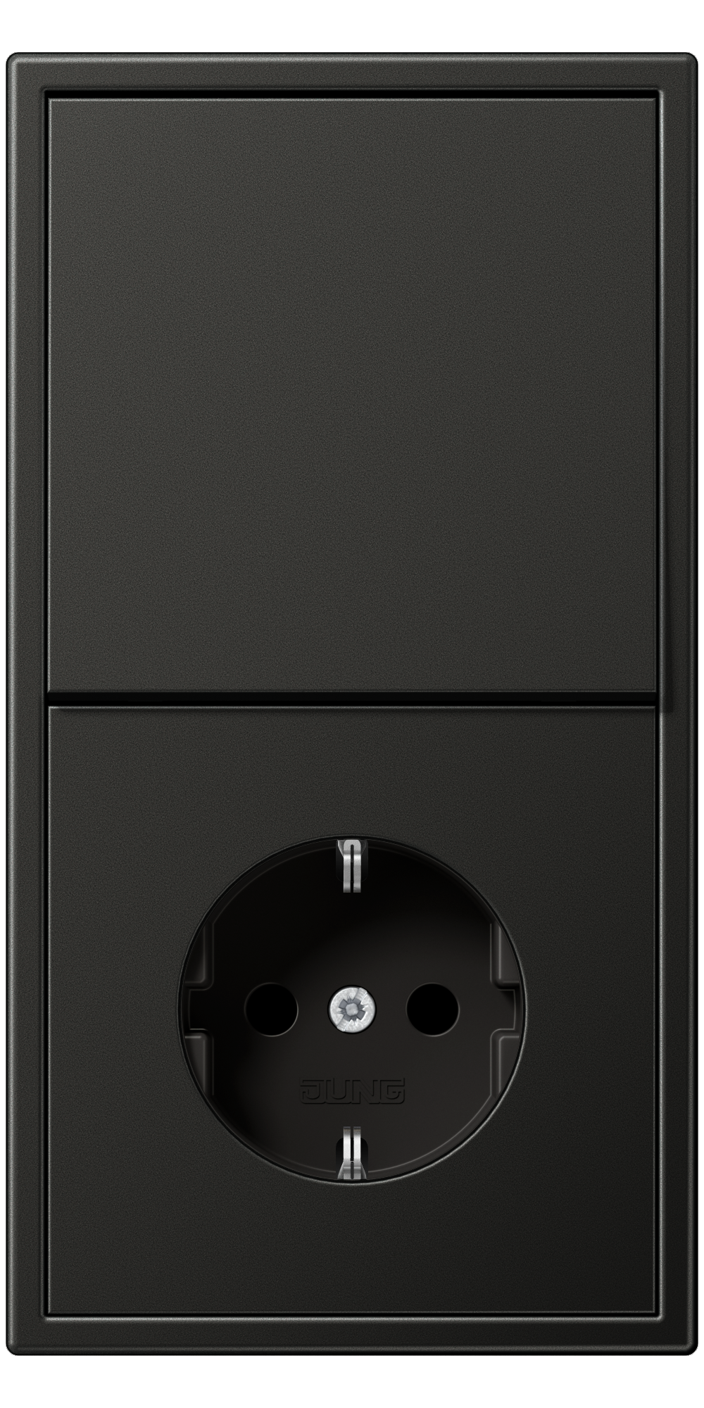 JUNG_LS990_anthracite_switch-socket