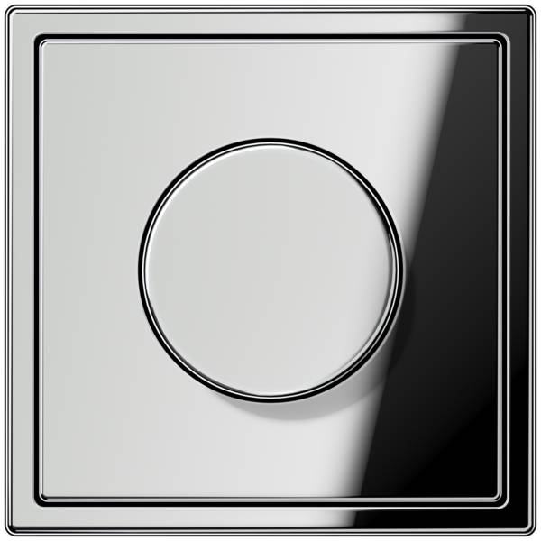JUNG_LS990_chrome_dimmer