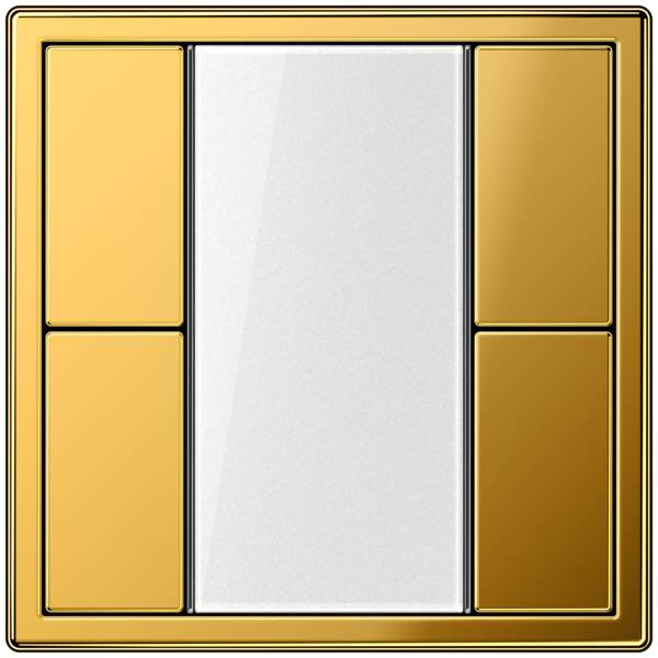 JUNG_LS990_gold-coloured_F50_2button