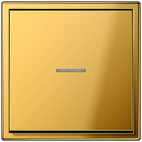 JUNG_LS990_gold-coloured_switch-lense
